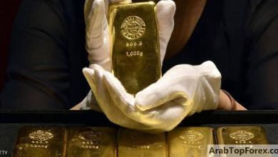 """صورة """"الخوف"""" يرفع الذهب إلى أعلى سعر منذ 2011"""