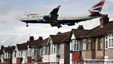 """صورة 31 طائرة للتقاعد.. بريطانيا تتخلى عن أسطول """"الجامبو"""" بالكامل"""