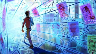 صورة تسريب البيانات الخاصة للمشاركين في التصويت الإلكتروني على بلوكتشين في روسيا