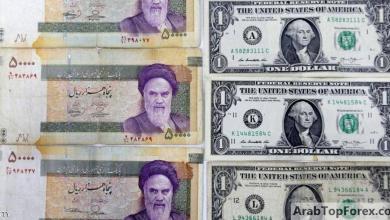 صورة الريال الإيراني في أسوأ أحواله