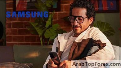 صورة النجم المصري أحمد حلمي سفير سامسونج الجديد