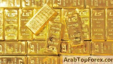 صورة الذهب يتراجع بعد توقعات اقتصادية قوية من المركزي الأميركي