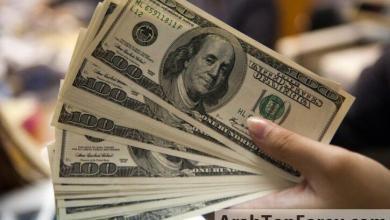 صورة فاينانشيال تايمز: الاقتصاد العالمى لن يستفيد من هبوط الدولار