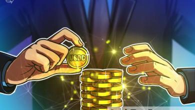 صورة عملة USDC المستقرة يمكنها الآن إجراء ١٠٠٠ معاملة في الثانية برسوم تقترب من الصفر