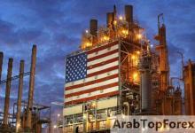 """صورة الإعصار """"دلتا"""" يوجه أكبر ضربة لإنتاج النفط البحري الأميركي"""
