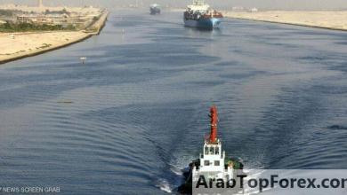 """صورة قناة السويس تكذب """"الشائعات"""".. وتكشف حقيقة عدد السفن العابرة"""