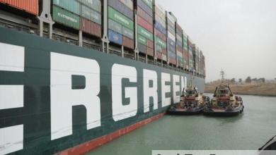 صورة «فاينانشال تايمز»: أزمة «قناة السويس» الأحدث فى سلسلة عقبات تؤثر على سلاسة التجارة العالمية