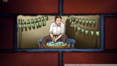 صورة كيف تقوم البنوك بتحديد عمليات غسيل الأموال التي تشتمل على العملات المشفرة، شرحٌ مفصّل