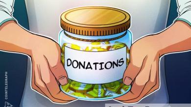 """صورة مطور برمجيات ألماني يتبرع بمبلغ ١,٢ مليون دولار في عملة بيتكوين """"غير مستحقة"""" لحزب سياسي"""