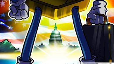 """صورة إليزابيث وارين تقارن العملات المشفرة """"الزائفة"""" بالعملات الرقمية الرقمية """"المشروعة"""" في جلسة استماع بمجلس الشيوخ"""