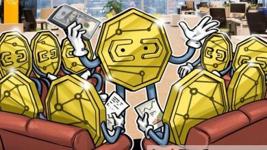 """صورة شركة تمويل العملات المشفرة """"أمبر غروب"""" تقدّر قيمتها بمليار دولار بعد زيادة قدرها ١٠٠ مليون دولار"""