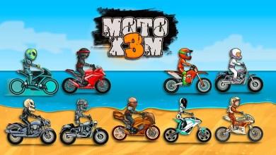 لعبة الدراجة البخارية الشقية مجاناً للكمبيوتر والجوال- Moto X3M