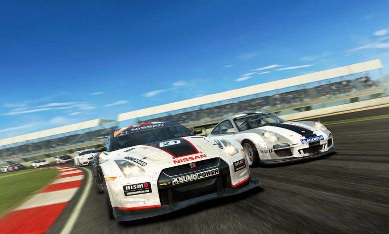 لعبة سباق السيارات Real Racing 3