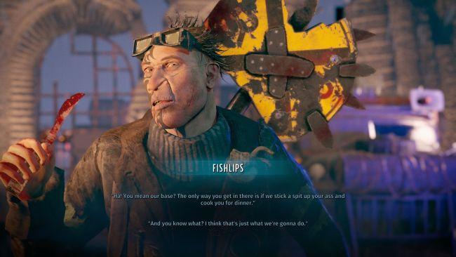 لعبة ويست لاند Wasteland 3