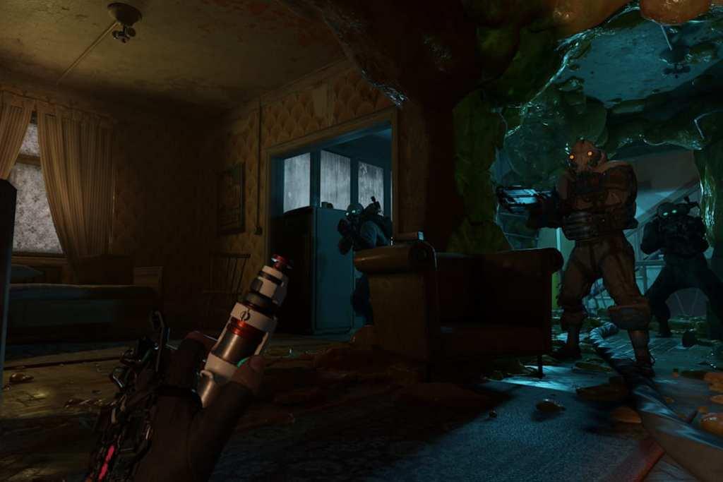لعبة هاف لايف أليكس Half-Life: Alyx