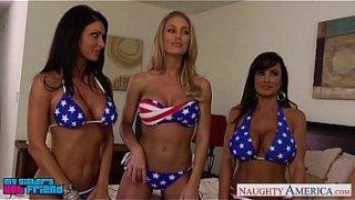 سكس اجنبى نار ثلاث فتيات مراهقات يتناكه من شاب سكس جماعي ماحرم عربي