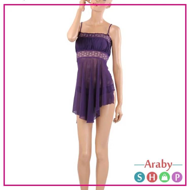 قمصان نوم دلع cute lingerie sets (22)