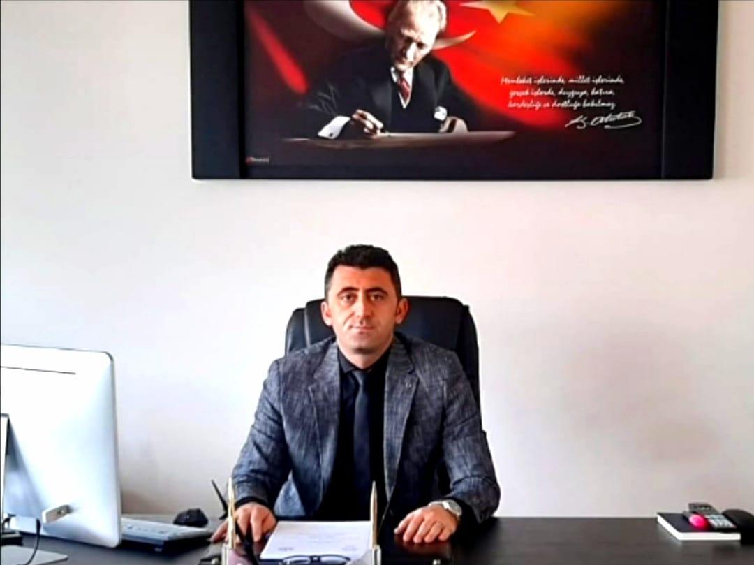 """""""SELİM AYDIN"""" TÜFAD BAŞKANI SEÇİLDİ"""