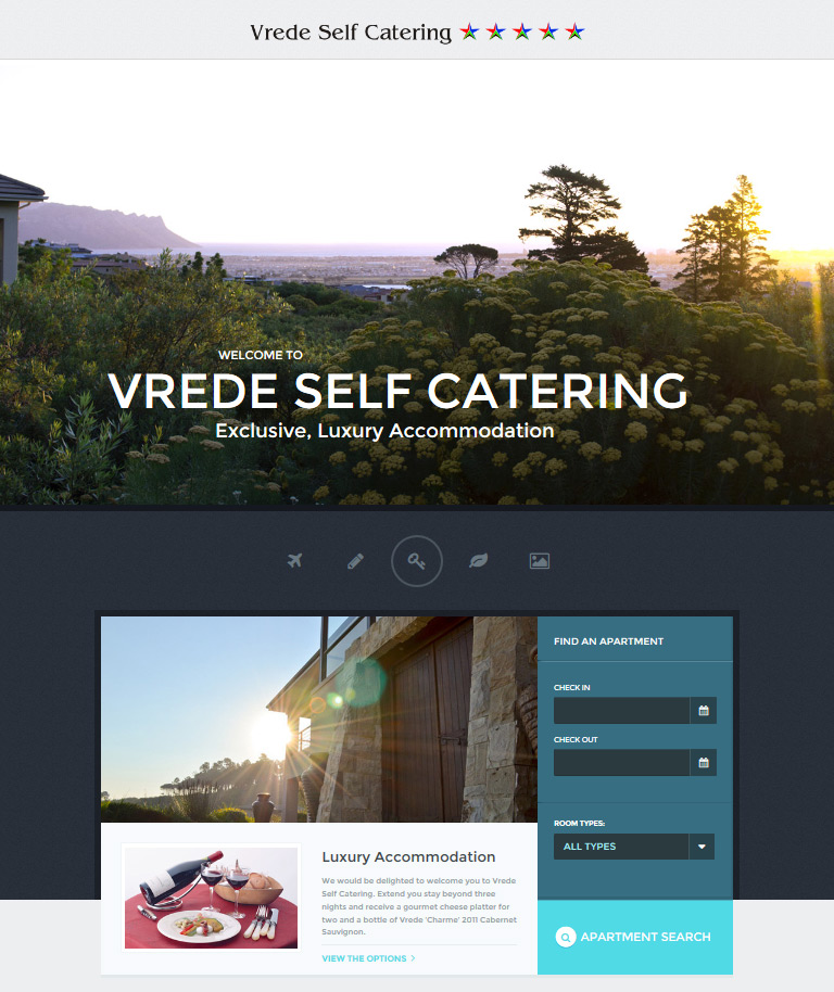 VredeSelfCatering