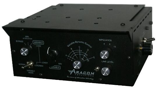 Aracom Dual Rox DRX Attenuator