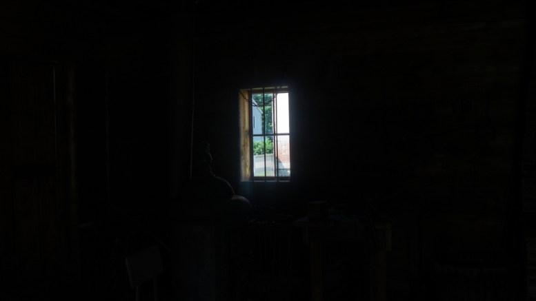 نافذة مضيئة