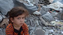 كوابيس أطفال غزة !!!