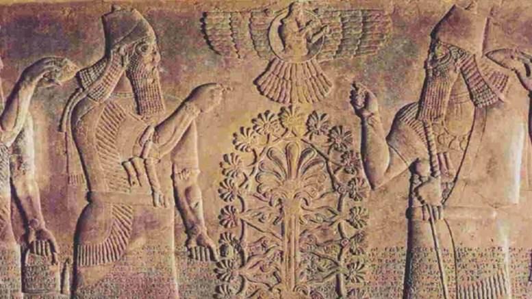 المعالم الآشورية لحضارة العراق
