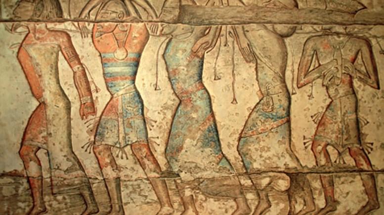 الفن الآشوري