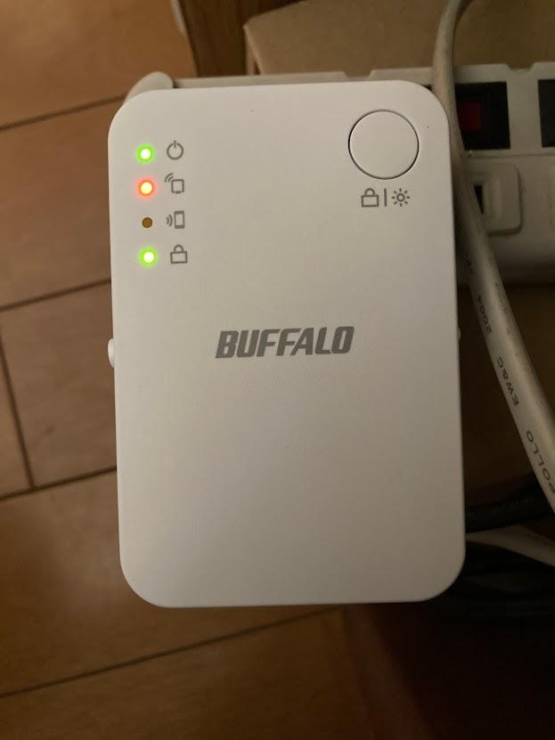 WiFi設定後