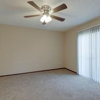 Aragon Apartments, 2 Bedroom, Master Bedroom