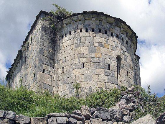 Ermita de Santa Eulalia de Betesa.
