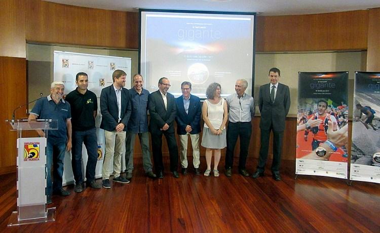 Presentación del GTTAP17 en Huesca.