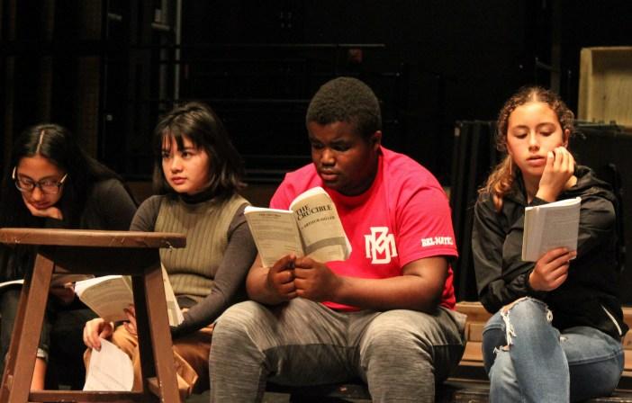 Mick & group reading script