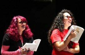 Valentina & Jana-rehearsal