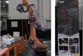 Nuevas tecnologías aplicadas al proceso de acabado de moldes mediante el pulido automatizado asistido por nuevas estrategias de máquina herramienta