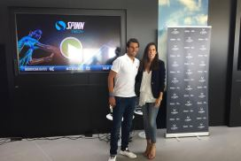 SpinnTechnologies, startup aragonesa, proveedora oficial de la 'Rafa Nadal Academy'