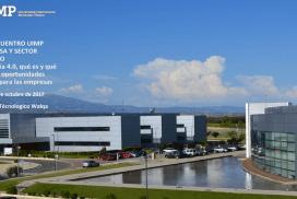 VII Encuentro UIMP Empresa y sector público: Industria 4.0, qué es y qué nuevas oportunidades ofrece para las empresas