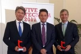 Premio T de Tecnara a entidades impulsoras de la Industria Conectada 4.0