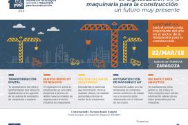 Jornada de innovación tecnológica aplicada a maquinaria para la construcción