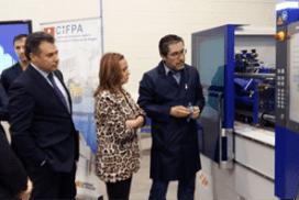 Convenio entre el Departamento de Educación, Cultura y Deporte del Gobierno de Aragón y el Cluster de Automoción de Aragón, para la provisión de acciones formativas en el sector de la industria 4.0.
