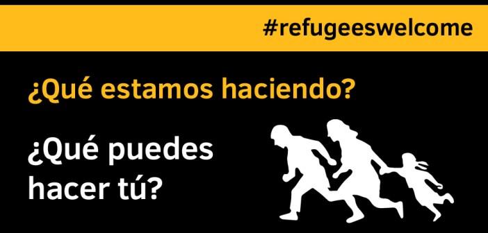 Crisis Refugiados Sirios: qué hacemos y qué puedes hacer