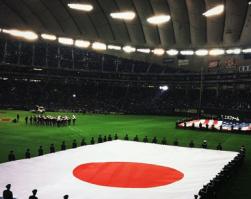 シアトルマリナーズ開幕戦(2012/3/28@東京ドーム)