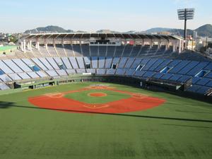【駐車場】長崎県営野球場(ビッグNスタジアム)周辺の駐車場ガイド
