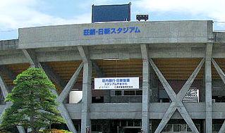 【駐車場】荘内銀行・日新製薬スタジアムやまがた(山形県野球場)周辺の駐車場ガイド