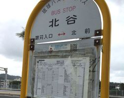北谷〜宜野湾のバス移動ガイド