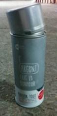 bombe argentée