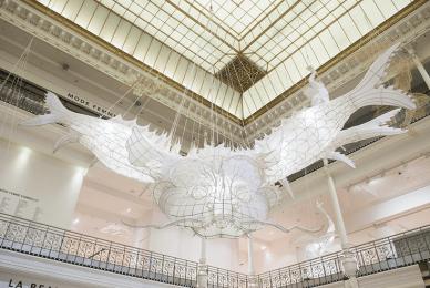 Ai Weiwei at le bon marché