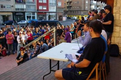El TSJA decide que la jueza se extralimitó al dictar cautelares para suspender una charla por el derecho a decidir en Zaragoza