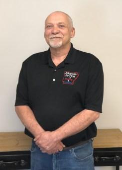 Glenn McAlister, Shop Foreman