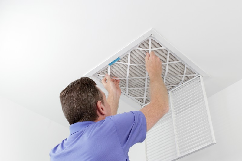 4 Reasons Your HVAC System's Air Filter Is So Dirty